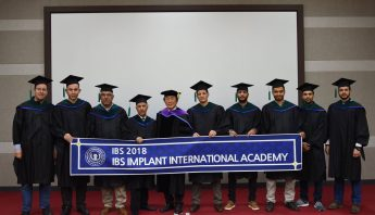 IBS implant International Academy with Dentists from Algeria
