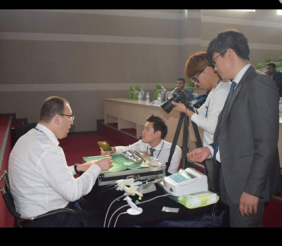 formation en Corée du Sud chez Ibs Implant un magnifique groupe qui vas faire un plus en implantologie en Algérie