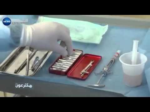 Les implants dentaires sans chirurgie en algerie, Passage sur Echourouk TV