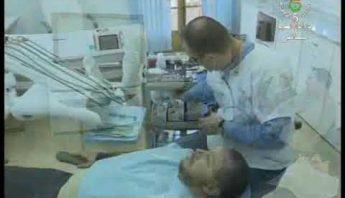 Les problèmes de la gencive, Emission télévisé avec docteur Touri